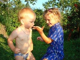 Лето, дача, детство... Все самое теплое и любимое!