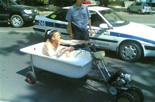 В ванной комфортней))