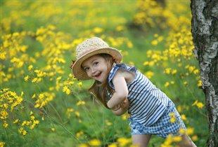 Лето-это счастье,особенно на природе