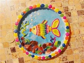 Волшебная рыбка