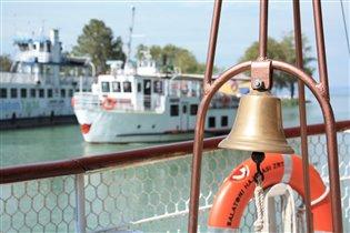 Кораблики Балатона