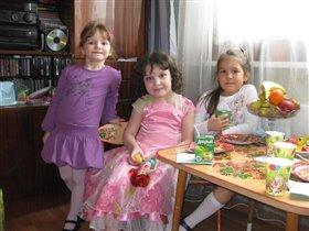 День Рождения Нади 11г. (6 лет)