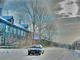 Холодная дорога