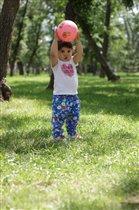 Сабрина-самая спортивная и активная