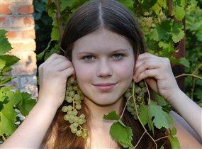 Принцесса  виноградной лозы