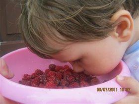 Фотоконкурс: ягоды. Ягода малина !