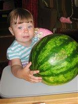 Вот такая чудо-ягодка у меня есть!