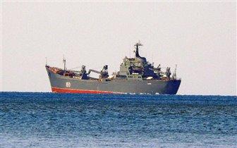 Страж в Черном море