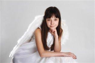 Мой ангелочек :-)
