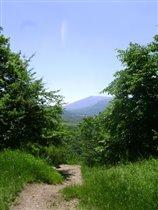 горная тропа