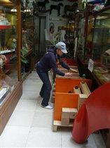 музей игрушек в Брюсселе.