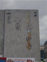 Недалеко от собора св.Катерины в Брюсселе :)