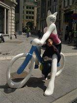 на улицах брюсселя
