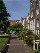 Бегинаж в Амстердаме