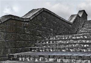 Каменная лестница в небо...