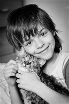 Тёма и его Кошка