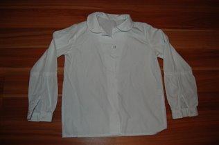 блузка, 140 см,  200 руб