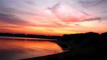 Блиц: рассветы и закаты