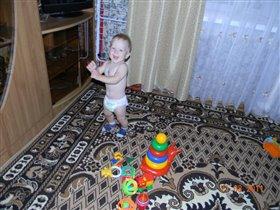 Михаил, 10 месяцев