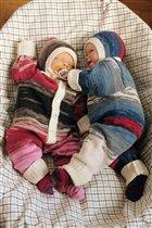 Комбинезон для новорожденного Батик