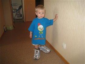 Подрастающему спортсмену - кроссовки на вырост!