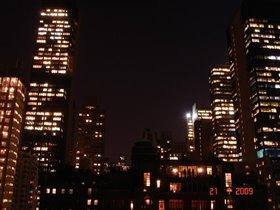 Огни БОЛЬШОГО города (Нью-Йорк)