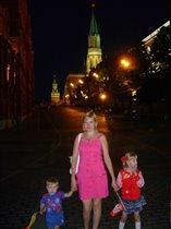Гуляем по ночной Москве