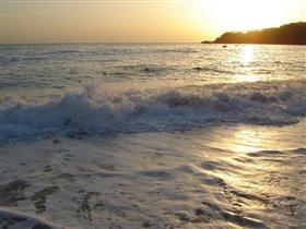 Вечерний бриз Эгейского моря