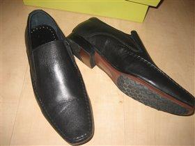 Орсетто туфли д/м 37 р-р новые