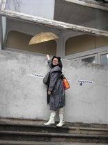 Зонтик-арт-объект