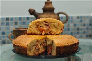 Пирог из Микамилка