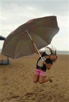 Неси меня зонтик за солнцем
