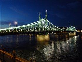 Зеленый мост в Будапеште!