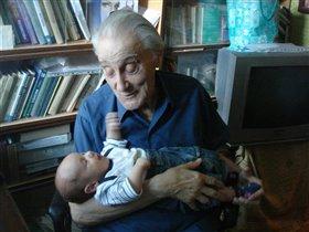 С моим дедом