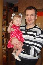 папиной дочке 1 год
