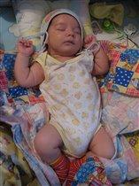 Маленькая сладкая сплюшка! =)