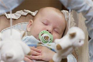Сладких снов тебе мой малыш ...
