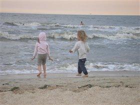 Босиком по песку..