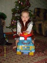 Мой первый новый год )))