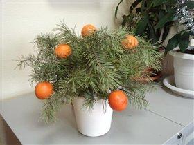 Новогодняя ёлка 2012