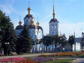Храм Священномученика Александра. г. Харьков