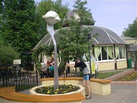 Красивые места  в г.Ижевске.