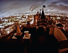Октябрьское поле. Москва.