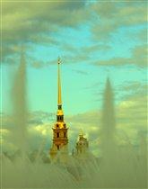Петропавловская крепость на конкурс 'Мой город'