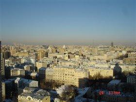Большая, маленькая Москва