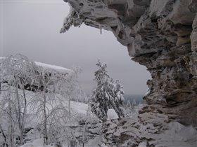 Зима в каменном городе