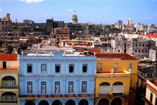 полдень в Гаване