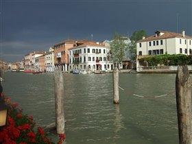 Венеция. После дождя...