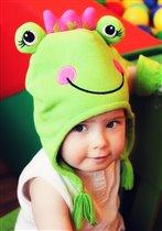 Царевна лягушка:)