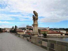 Мой любимый город Прага!